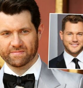 Billy Eichner reacts to Colton Underwood coming out as gay