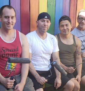 #SaveOurSpaces: C Frenz wants to keep the rainbow flag flying in Reseda