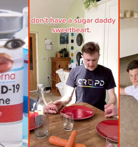 Husbands in sexy yoga positions, Drag Queen COVID vaccines, & Shangela's mealtime prayer
