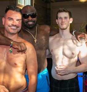 One of the south's biggest gay pool parties confirms its return this summer