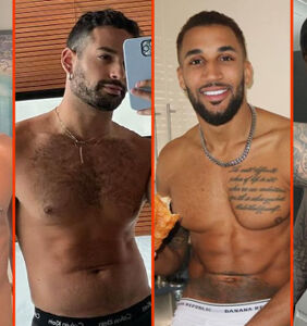 Johnny Sibilly's big bed, Tan France's thirst trap, & Maluma's home gym