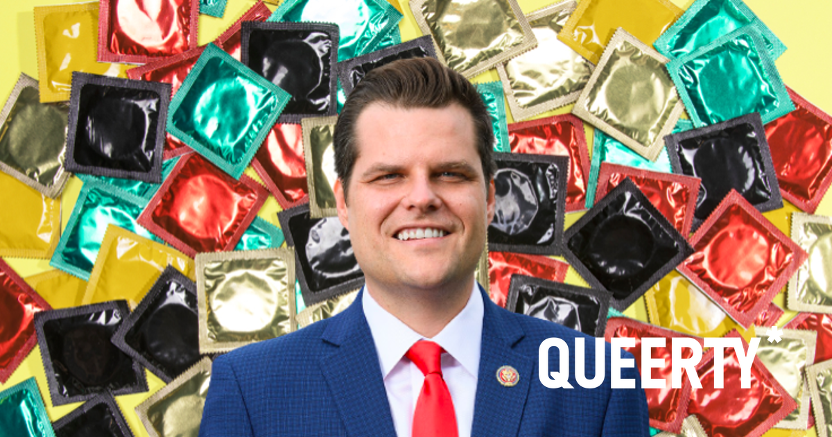 Hide your daughters because Matt Gaetz is going on tour!