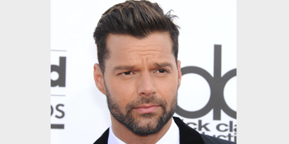 Ricky Martin has something very big to show you