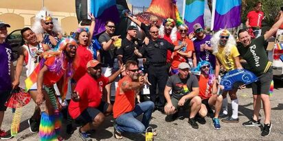 West Palm Beach honors gay bar as a landmark site of historic interest