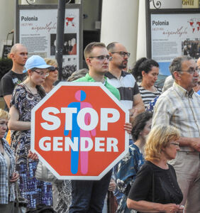 """UK queer rights groups protest over anti-transgender, gay """"charity"""""""