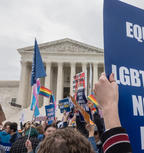 It turns out Alaska has purposely discriminated against gay, married couples for years