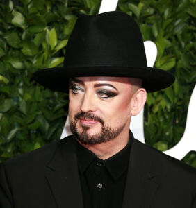 Boy George is searching for the actor to play him in a musical biopic