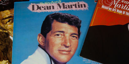 Alleged nude photo of Dean Martin showering with another man sells for $4,500 on Ebay