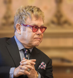 Sir Elton John blasts internet trolls; calls for online accountability