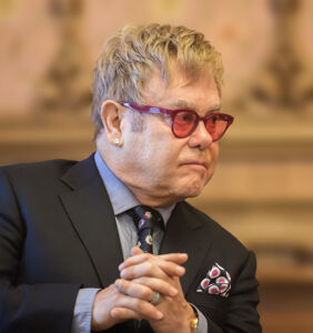 Sir Elton John blasts internet trolls; calls for online accountability