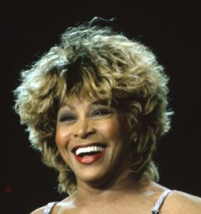 If we ever meet God, we won't be surprised if she's actually Tina Turner