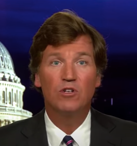 "Tucker Carlson just said something so rotten lawmaker dubs him ""industrial sewage factory"""