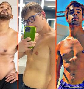 Duncan James' hot husband, Jake Bain's backyard, & Will Smith's big belly