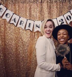 Lesbian power couple Samira Wiley & Lauren Morelli announce they're moms