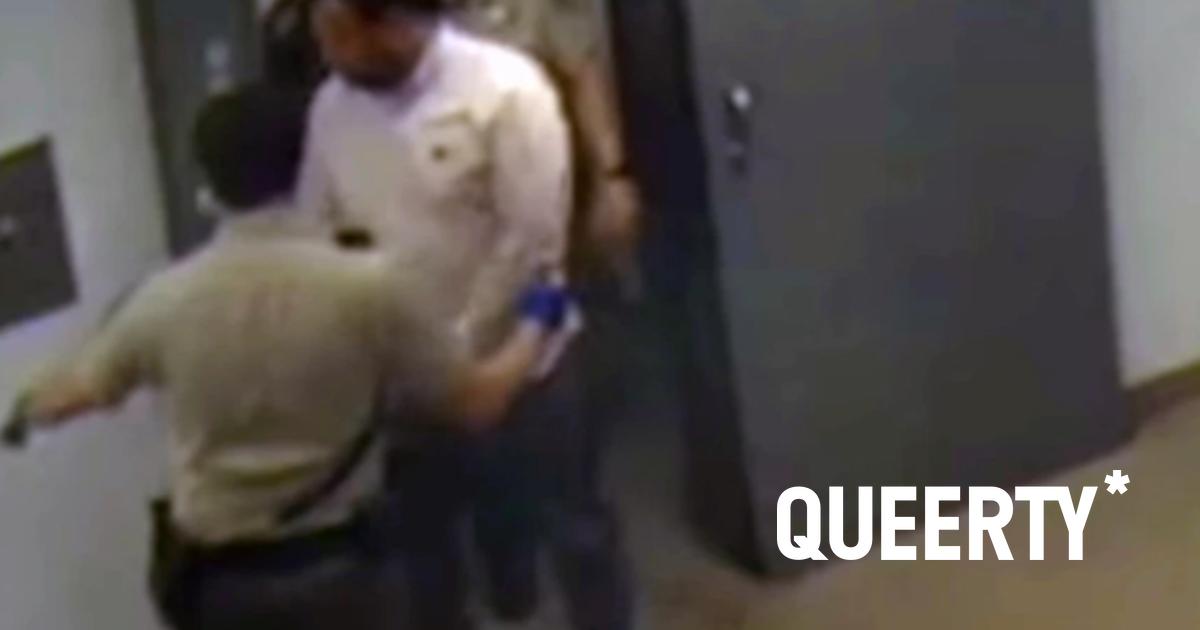 Footage of accused sexual predator Josh Duggar inside jail leaks
