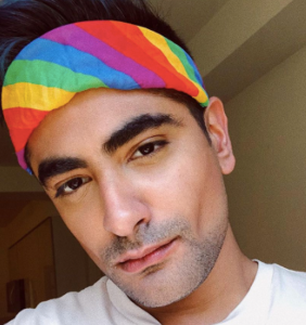 Vardaan Arora's calls for more queer Asian representation in Hollywood are finally being heard