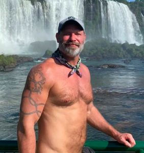 Broadway daddy Jim Newman bares all on Sao Paolo