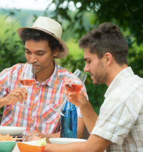 7 amazing gay summer experiences made even better by pink vino