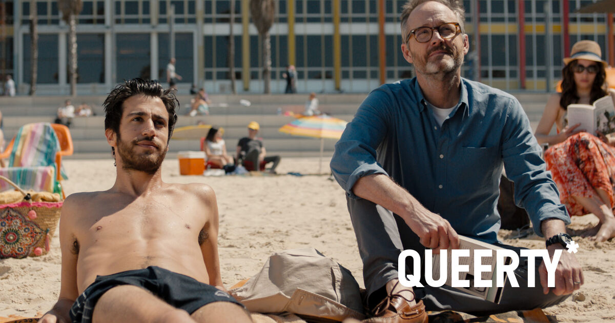 WATCH: The trailer for the steamy gay romance 'Sublet' has arrived