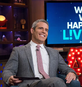 Is a gay 'Real Housewives' series on the horizon? Andy Cohen drops a hint…