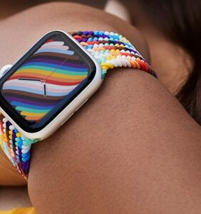 The new Apple Watch Pride edition is here with added color stripes
