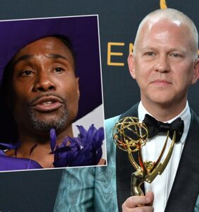 Ryan Murphy pays beautiful tribute to Billy Porter after he reveals HIV status