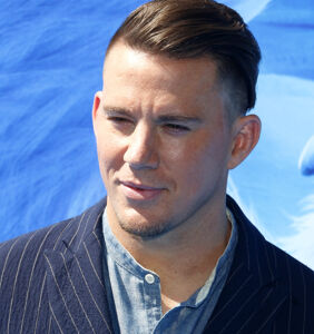 PHOTO: Channing Tatum just posted quite the on-set thirst trap