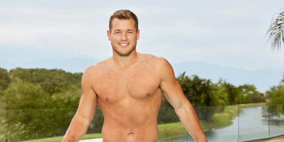 Colton Underwood only came out after being blackmailed for visiting gay spa