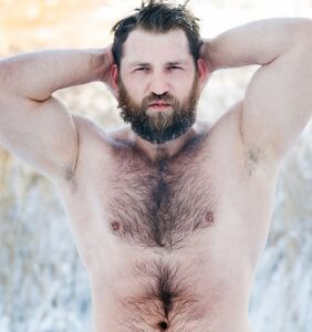 Men are posting their hairy chests to Twitter to prove they're not 'ick'