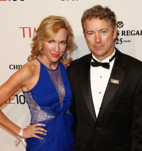 Rand Paul and his wife accuse '80s singer of possibly being behind foiled plot to have them killed