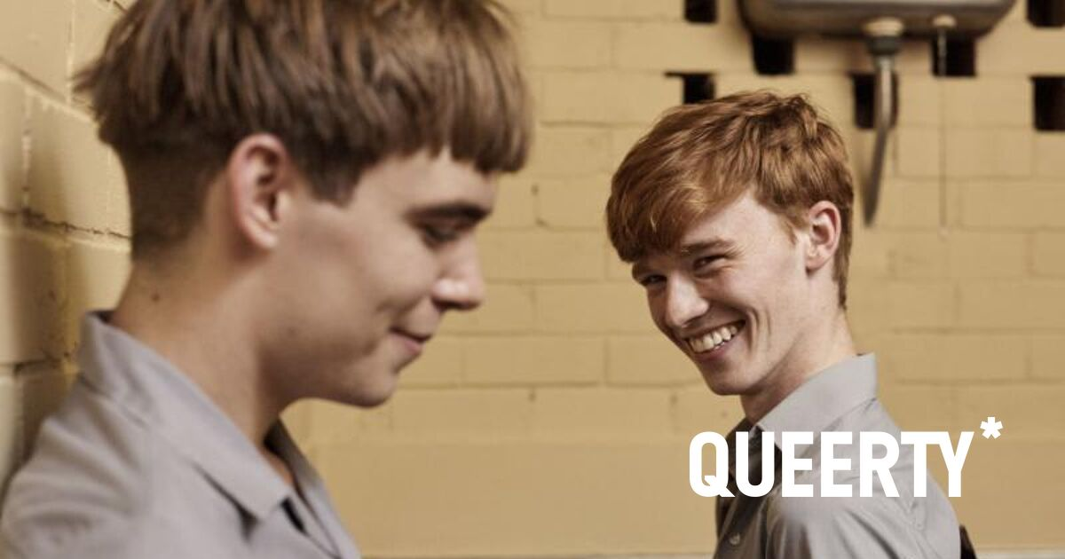 Queerty cover image
