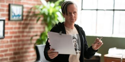 John Cameron Mitchell on ants in his bed, 'Hedwig 2' and 'Shrill' Season 3