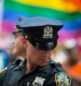 NYC Pride won't work with cops & bans police groups until 2025