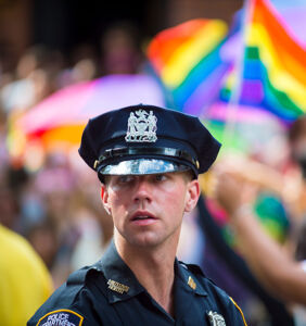 New study reveals police stop LGBTQ people at a much higher rate