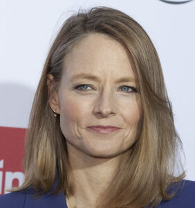 Jodie Foster doesn't give AF what you or anyone else thinks and we have no choice but to stan