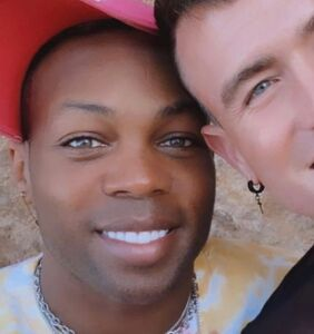 Todrick Hall introduces his new boyfriend, David Borum, to the world
