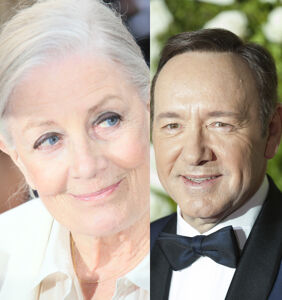 Vanessa Redgrave wants you to know she will not be working with Kevin Spacey