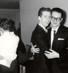 These gay wedding photos from 1957 are incredible… but who are the grooms?