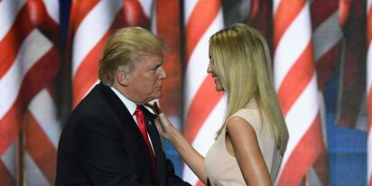 """Ivanka has broken up with her father, seeks a """"less complicated life,"""" sources say"""
