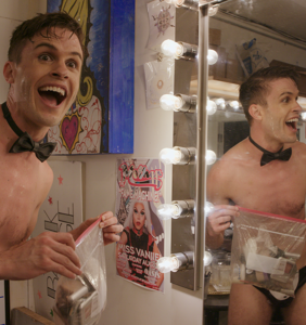 Musicals, male burlesque, Jonathan Bennett as Jesus and drag: The Queerty Frameline45 Preview