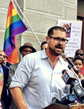 Fact: No one knows how to drop the mic better than Brian Sims