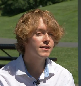 His principal tried to stop this gay valedictorian from giving his speech. It didn't work.