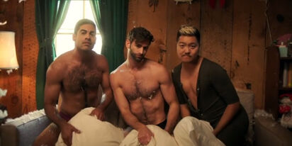 What to Watch: Obsessive romance, a gay hook-up slasher comedy, and Rita Moreno conquers