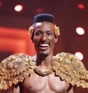 Dashaun Wesley spills on his 'Legendary' fashion and hosting skills