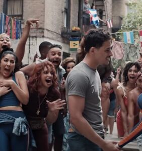 WATCH: Love is in the air in the just-released big opening of 'In The Heights'