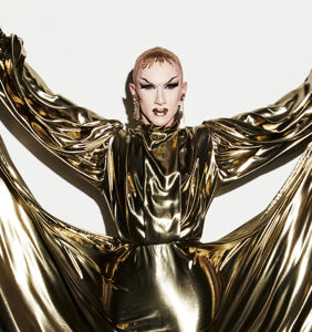 Time to get fabulous with lady of the 'Night' Sasha Velour