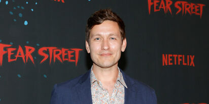 Phil Graziadei on bringing gayness to horror in the 'Fear Street' trilogy