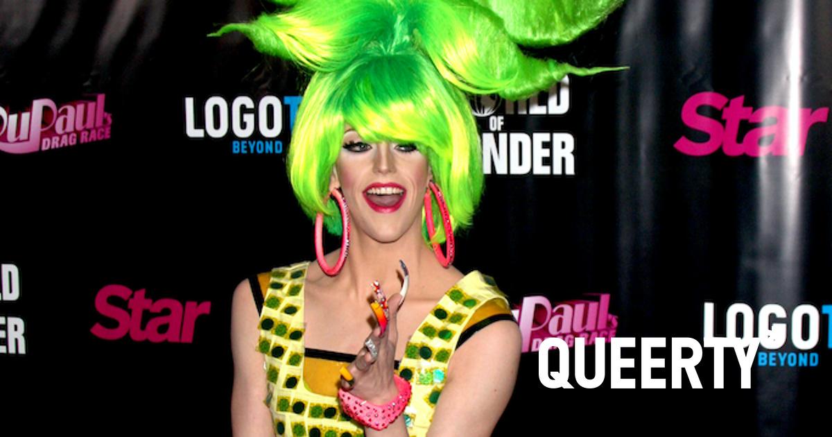 'Drag Race' star Laganja Estranja comes out as trans