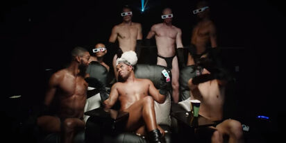 Todrick Hall just dropped his newest video: an ode to big d*ck