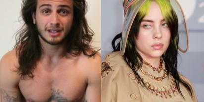 Billie Eilish's boyfriend apologizes after homophobic posts come back to haunt him
